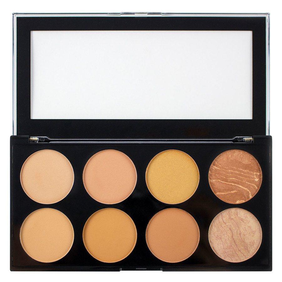 Makeup Revolution Blush & Contour Palette All about Bronzed 13 g