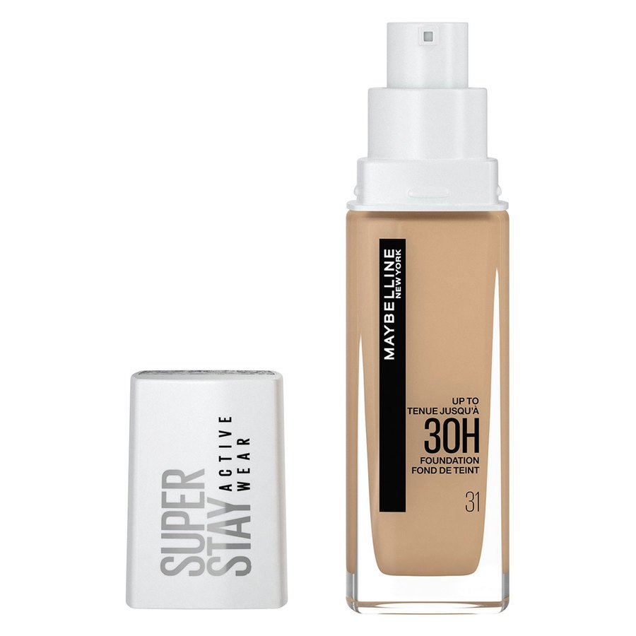 Maybelline 30H Superstay Active Wear Foundation Warm Nude 30 ml