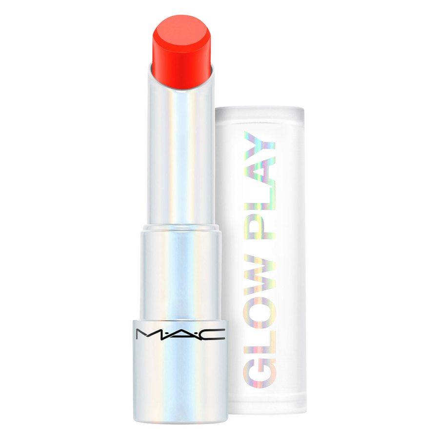 MAC Cosmetics Glow Play Lip Balm Rouge Awakening 3,6 g