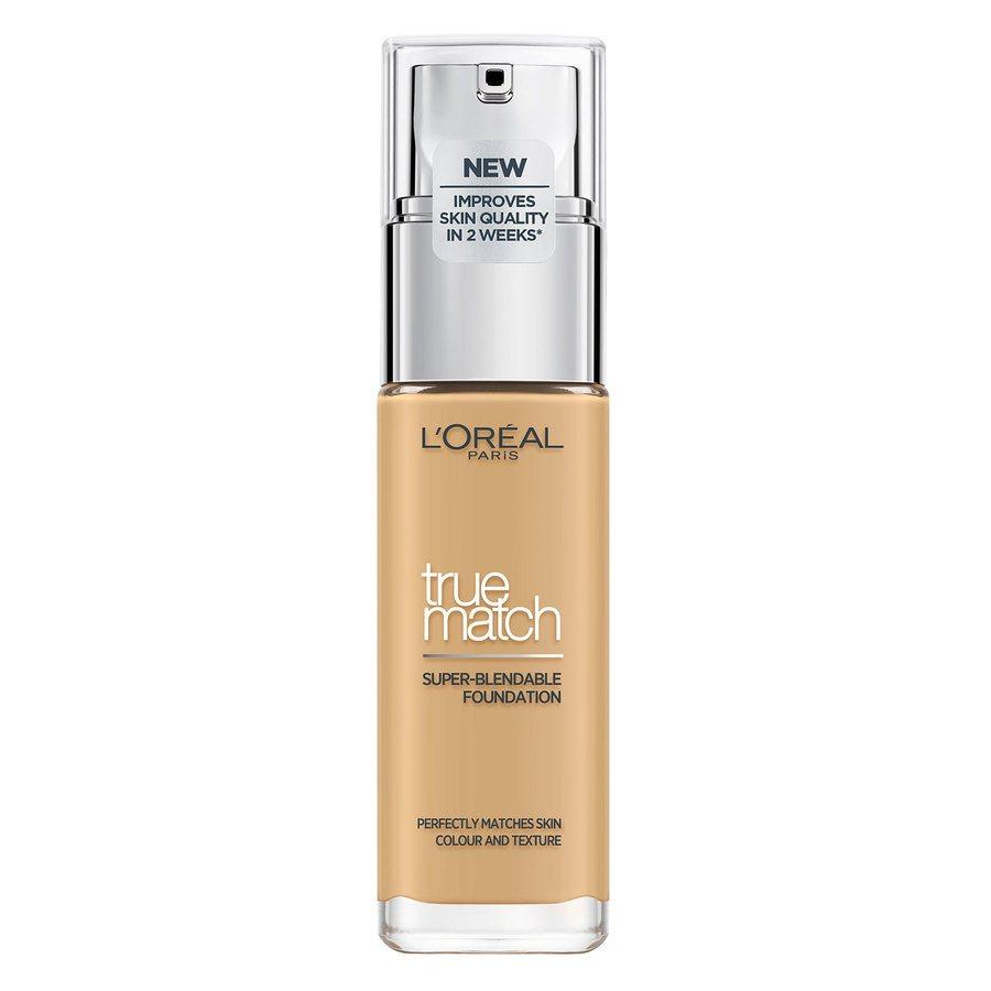 L'Oréal Paris True Match Liquid W4 Golden Natural 30 ml