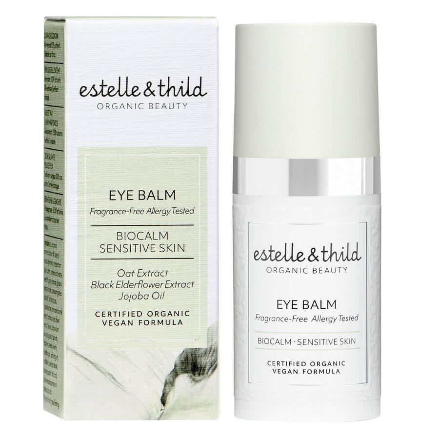 Estelle & Thild BioCalm Eye Balm 15ml