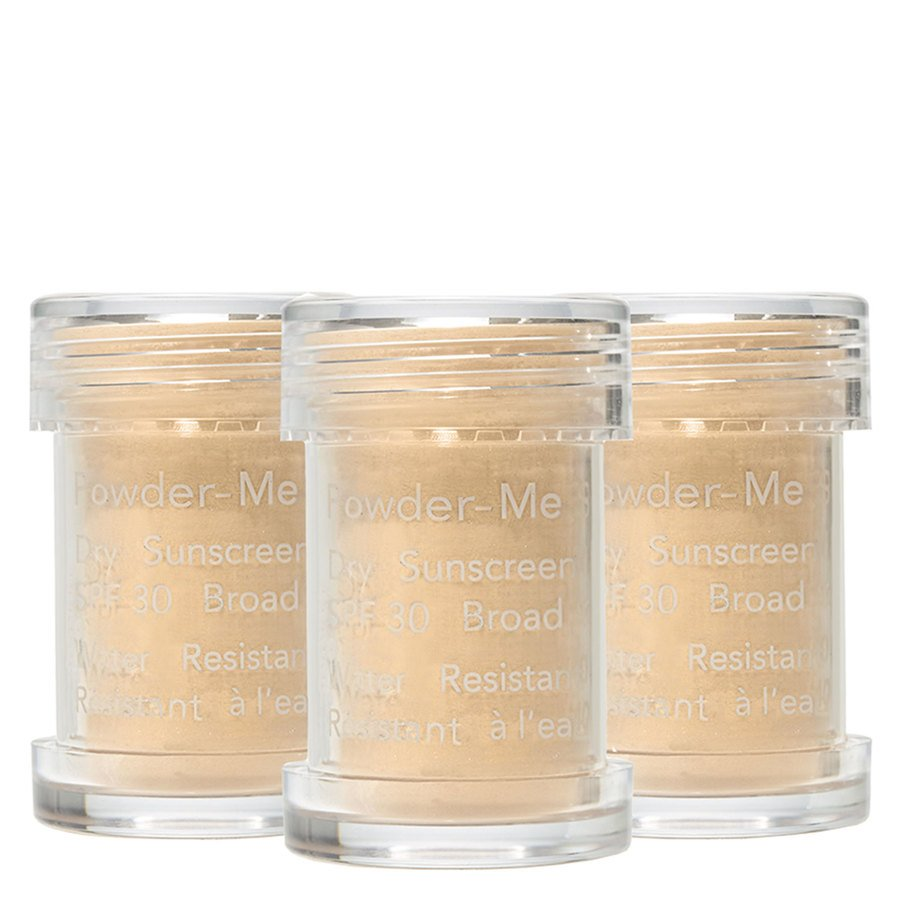 Jane Iredale Powder-Me SPF30 Dry Sunscreen Refill Tanned 3 x 2,5 g