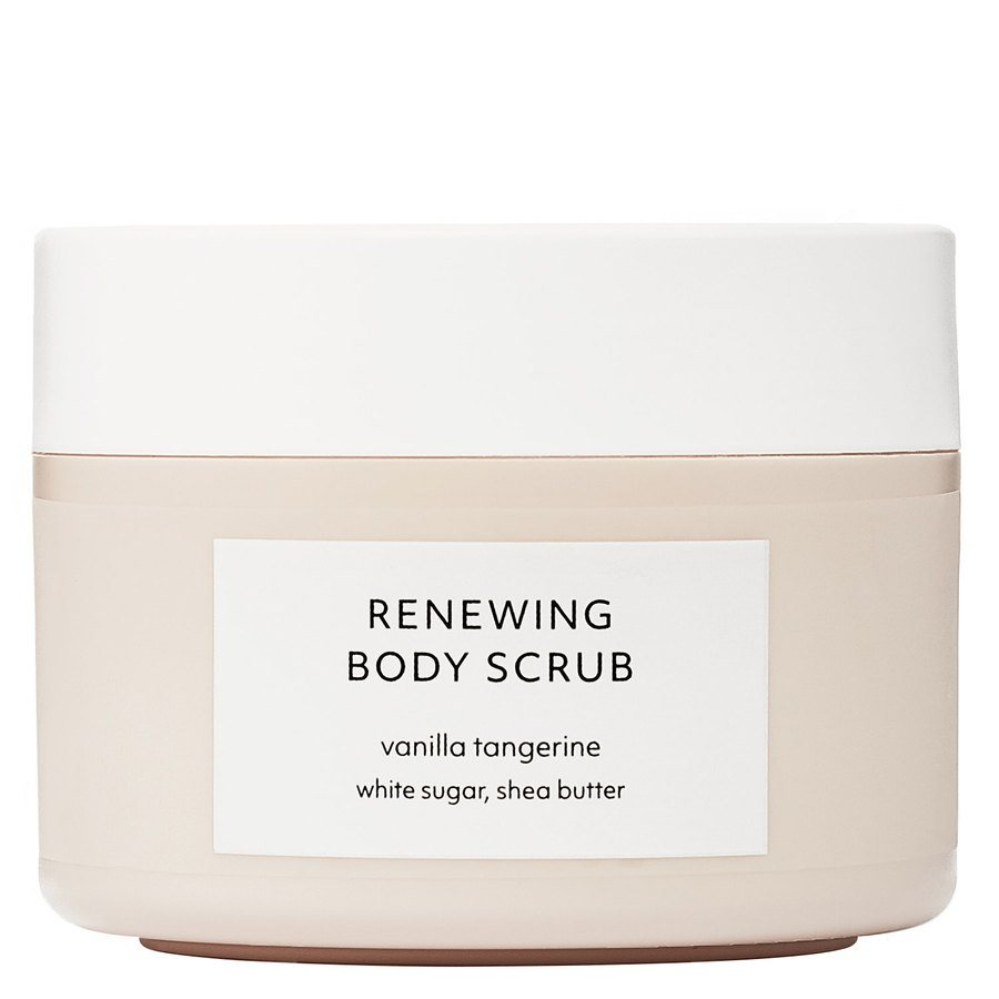Estelle & Thild Vanilla Tangerine Renewing Body Scrub 200 ml