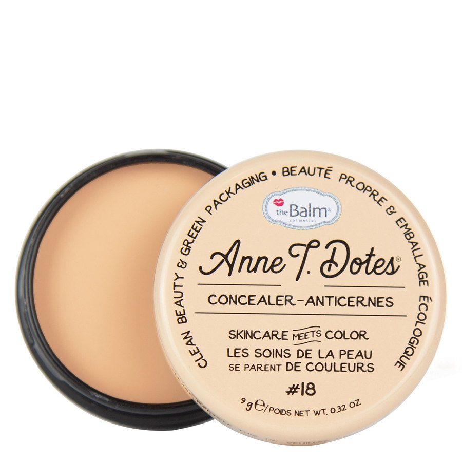 theBalm Anne T. Dote Concealer Light Medium #18 9 g