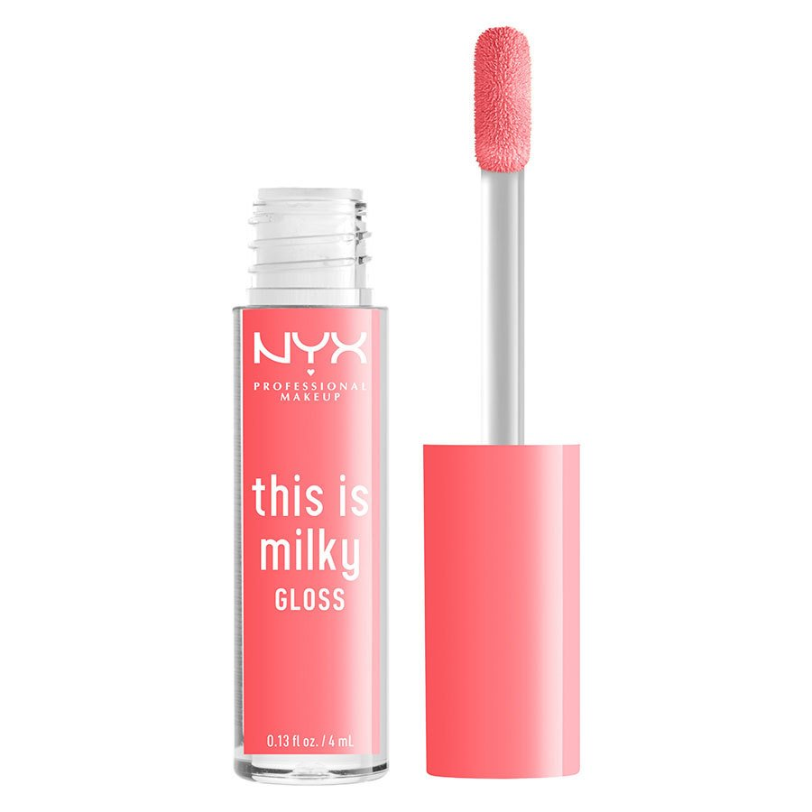 NYX Professional Makeup This Is Milky Gloss Lip Gloss Moo-dy Pink 4 ml