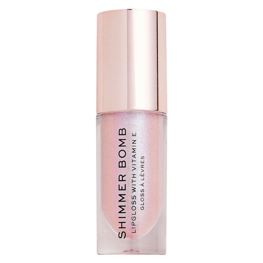 Makeup Revolution Shimmer Bomb Lip Gloss Sparkle 4,5 ml