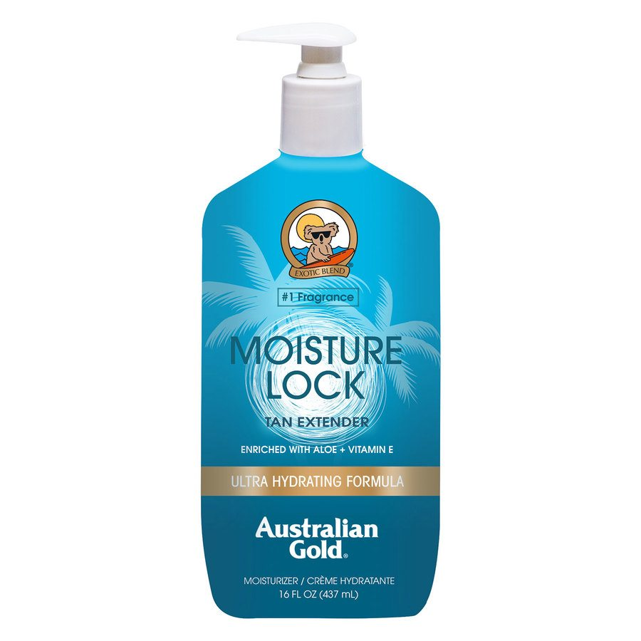 Australian Gold Moisture Lock Tan Extender 473ml
