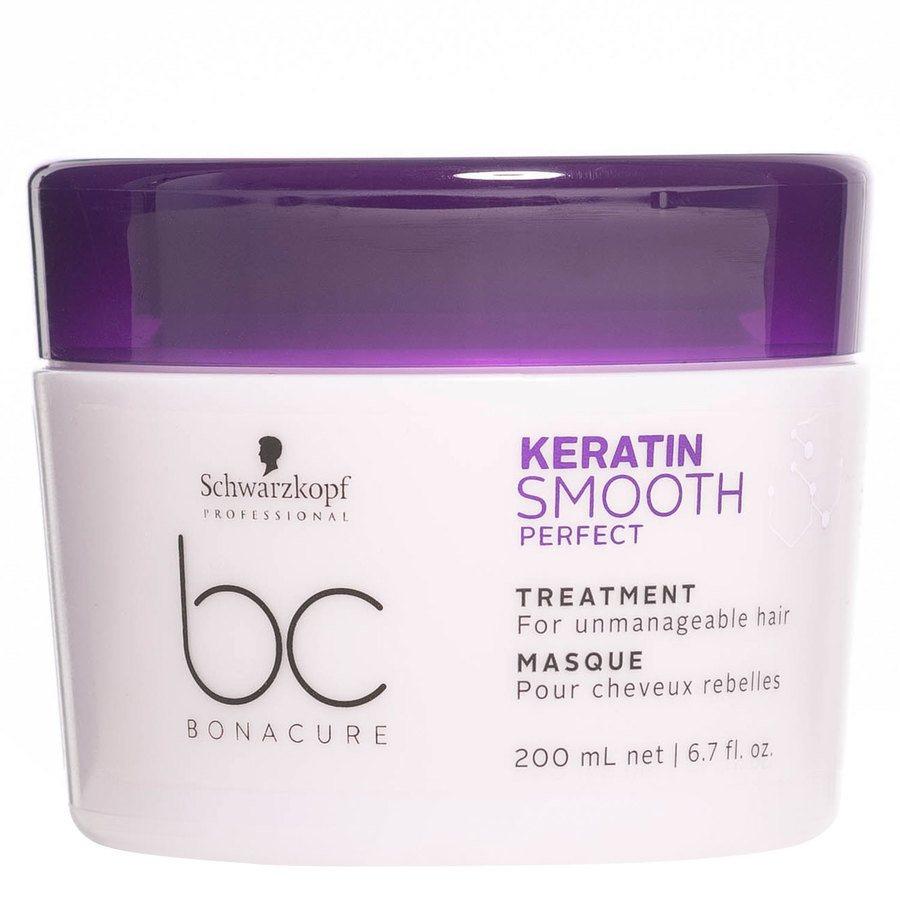 Schwarzkopf BC Bonacure Keratin Smooth Perfect Treatment 200 ml