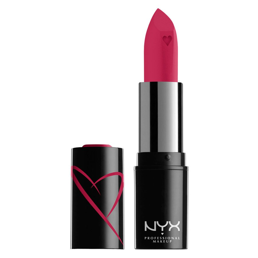NYX Professional Makeup Shout Loud Lipstick Cherry Charm 3,5 g