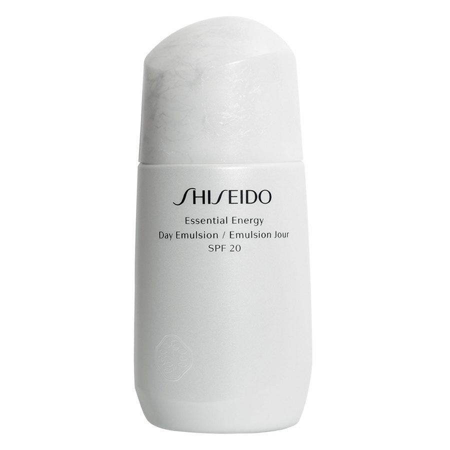 Shiseido Essential Energy Day Emulsion SPF20 75 ml