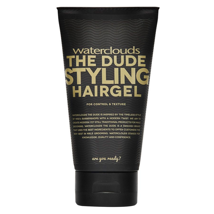 Waterclouds The Dude Styling Hairgel 150 ml