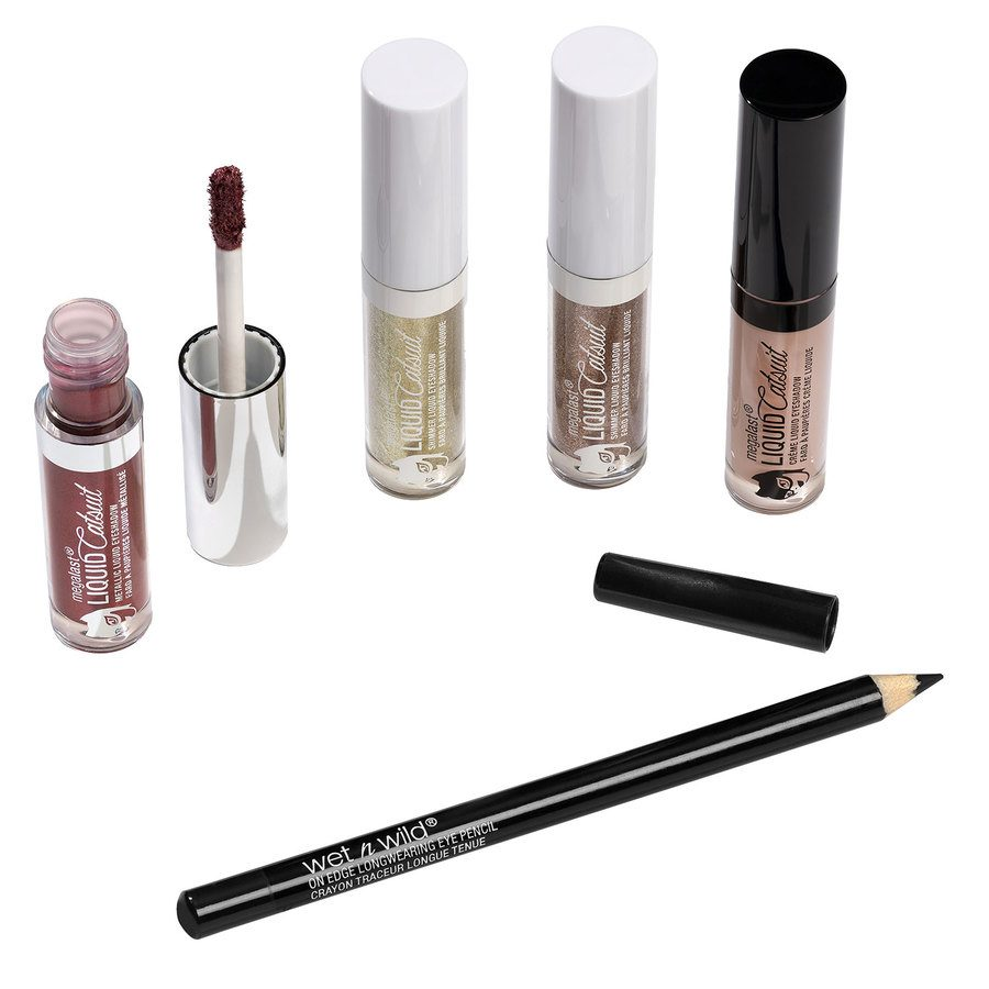 Wet n Wild Mini Liquid Catsuit Eyeshadow Set