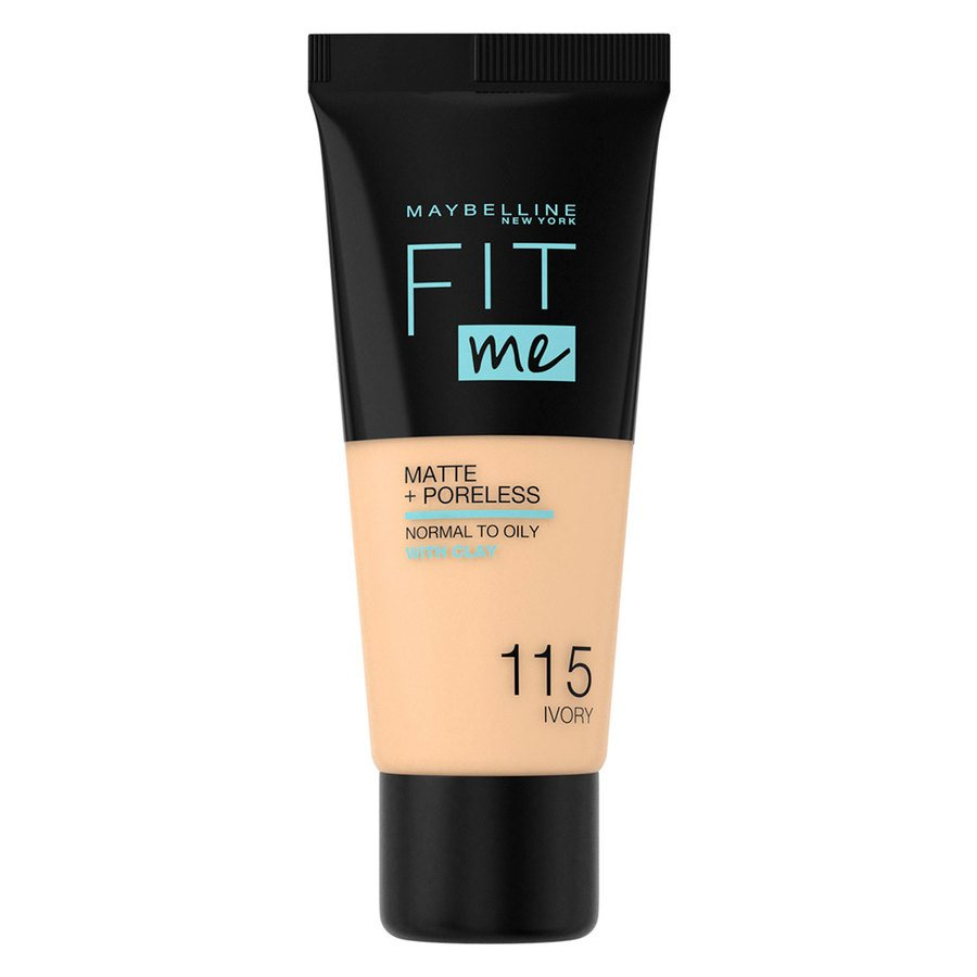 Maybelline Fit Me Makeup Matte + Poreless Foundation 115 30ml Tube