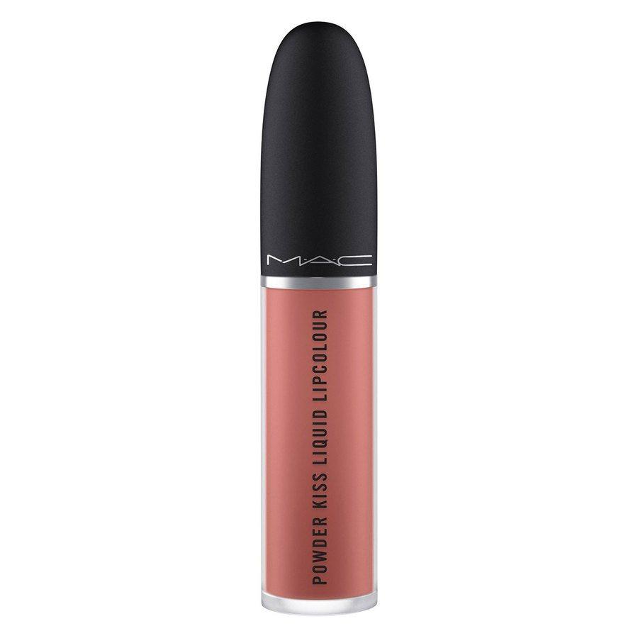 MAC Cosmetics Powder Kiss Liquid Lipcolour 14 Date-Maker 5ml