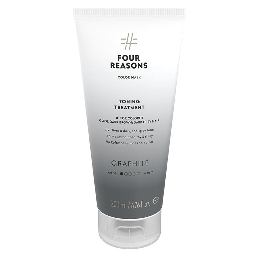 Four Reasons Color Mask Toning Treatment Graphite 200 ml