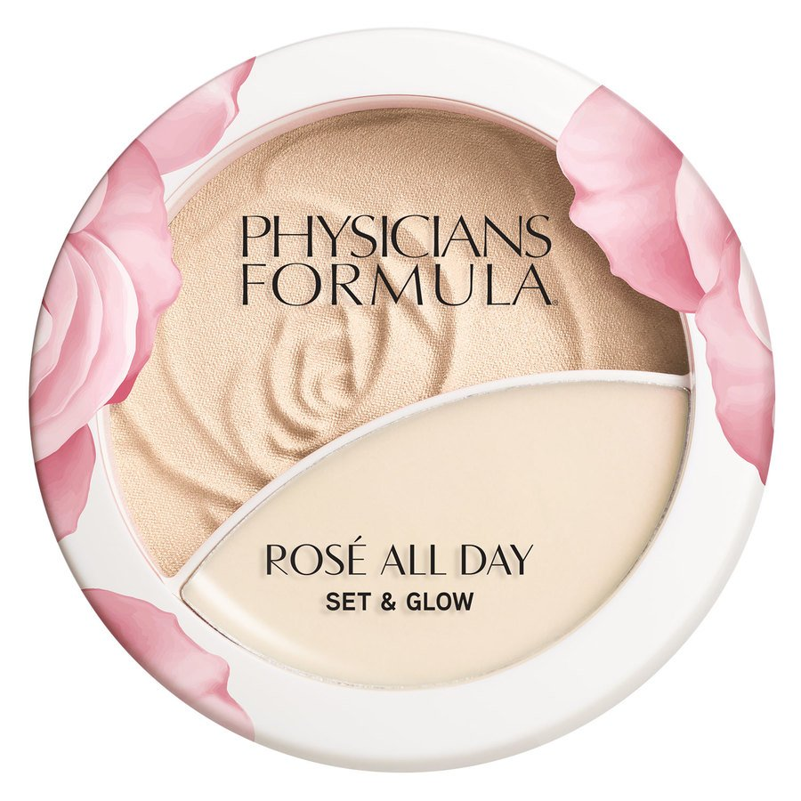 Physicians Formula Rosé All Day Set & Glow Powder Luminous Light 10,2 g