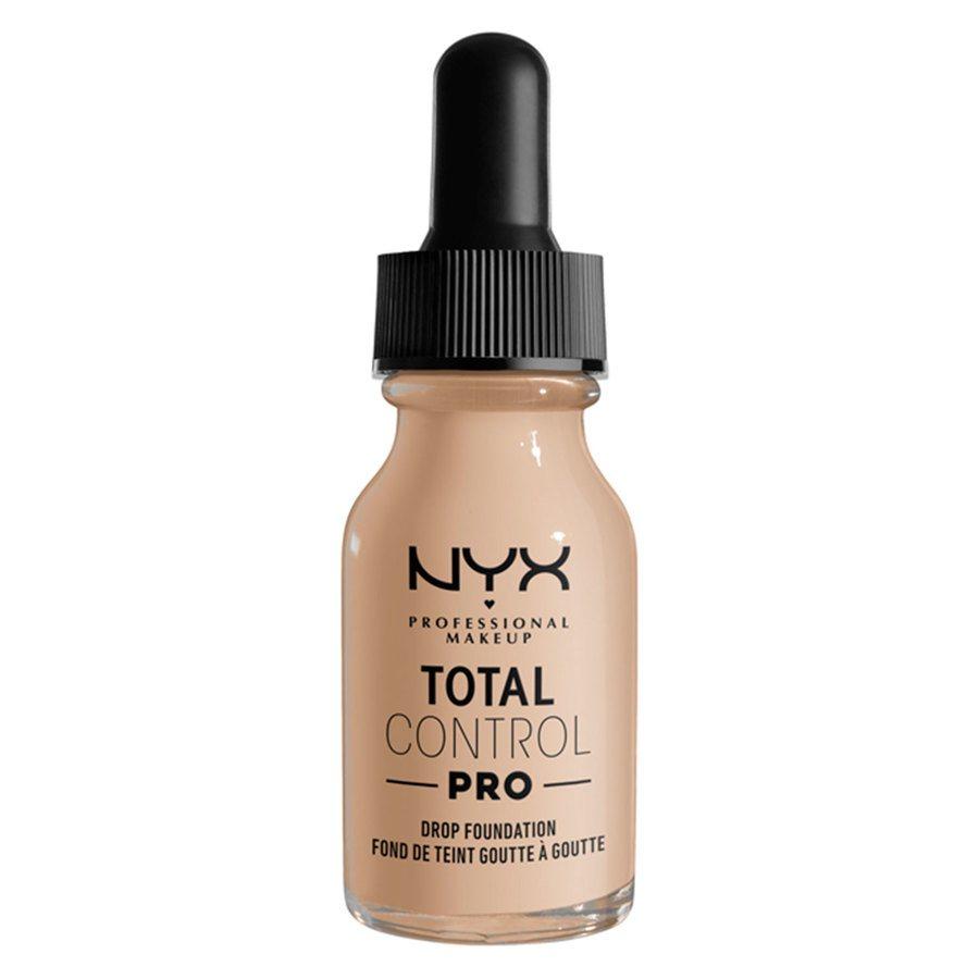 NYX Professional Makeup Total Control Pro Drop Foundation Alabaster 13 ml