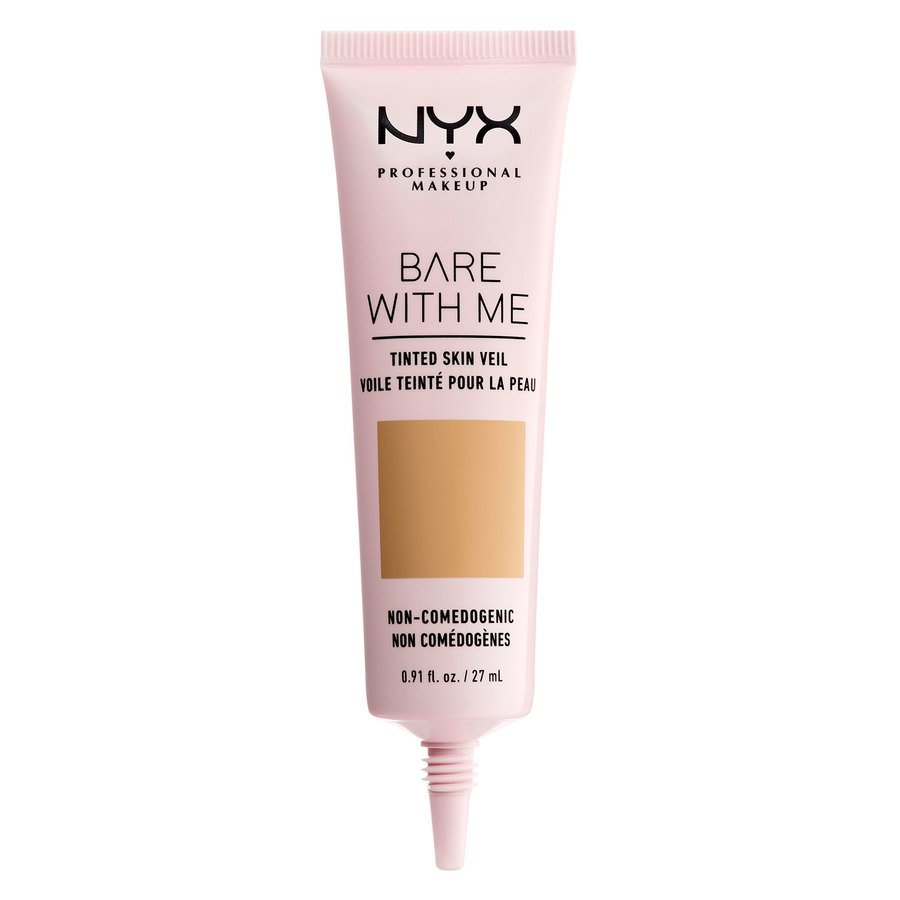 NYX Professional Makeup Bare With Me Tinted Skin Veil Beige Camel 27 ml