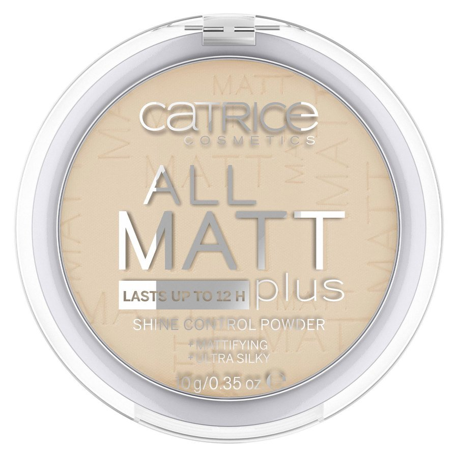 Catrice All Matt Plus Shine Control Powder 028 Honey Beige 10 g