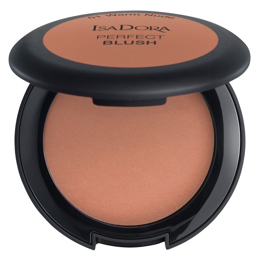 IsaDora Perfect Blush 01 Warm Nude 4,5 g