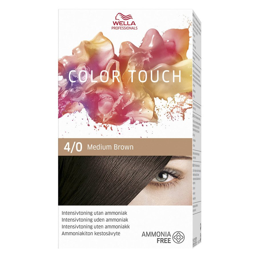 Wella Professionals Color Touch 4/0 Medium Brown