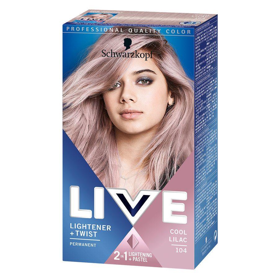 Schwarzkopf Live XXL #104 Cool Lilac