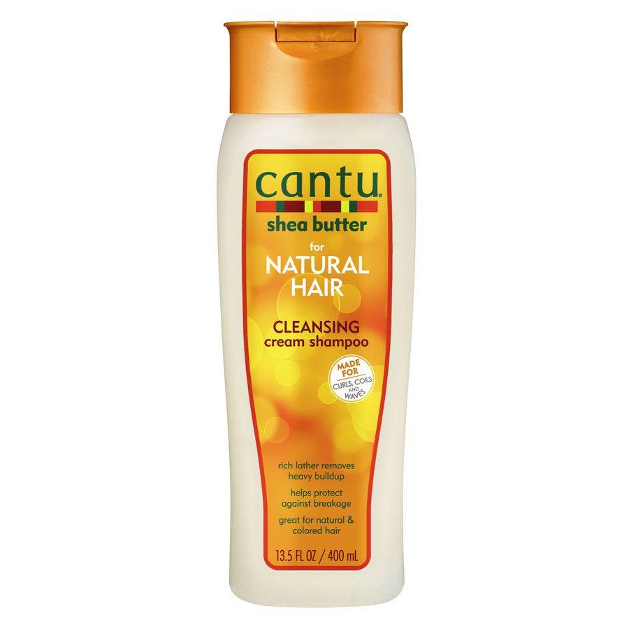 Cantu Shea Butter For Natural Hair Cleansing Cream Shampoo 400 ml