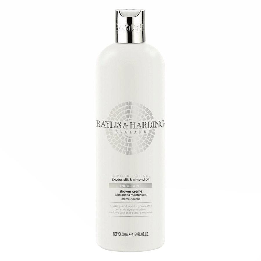 Baylis & Harding Shower Crème Jojoba, Silk & Almond Oil 500 ml