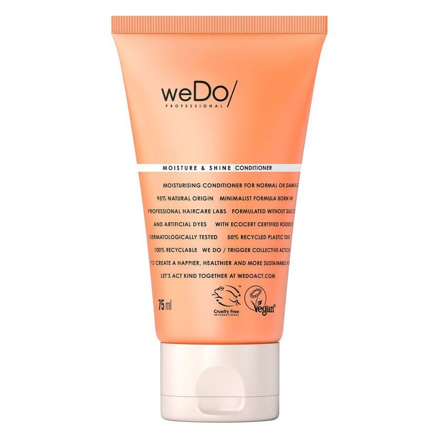 weDo Moisture & Shine Conditioner 75 ml