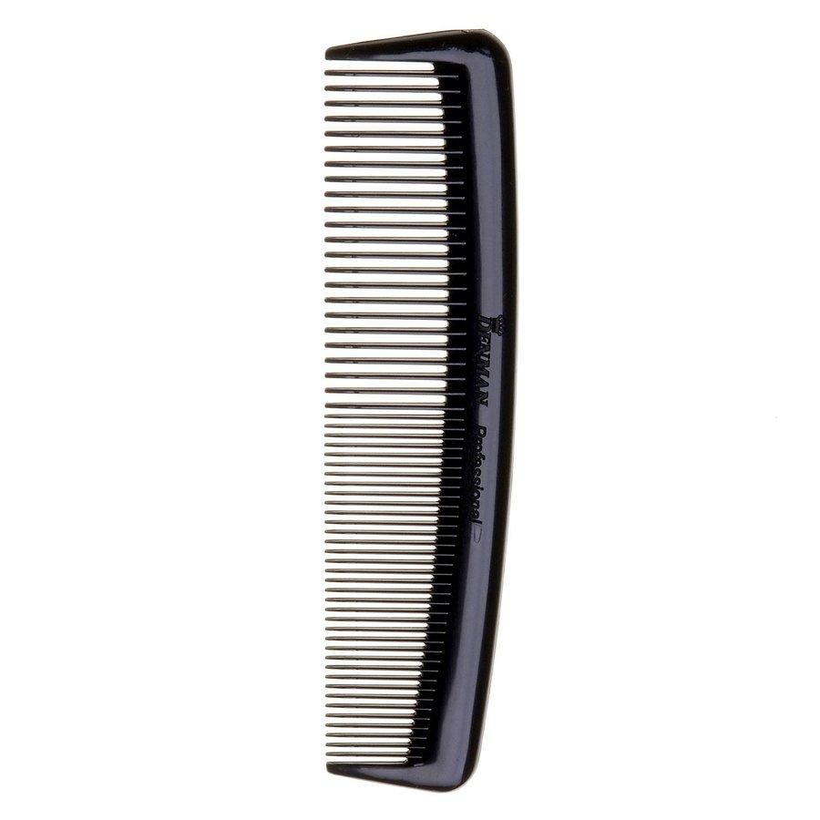 Denman D27 Pocket Comb Black