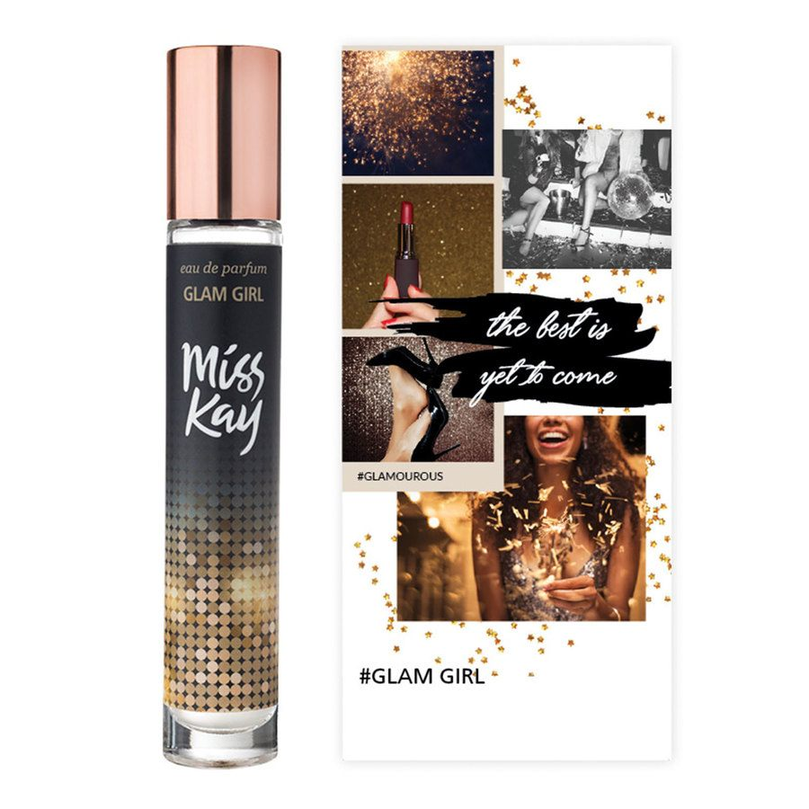 Miss Kay Glam Girl Eau De Parfum 25ml