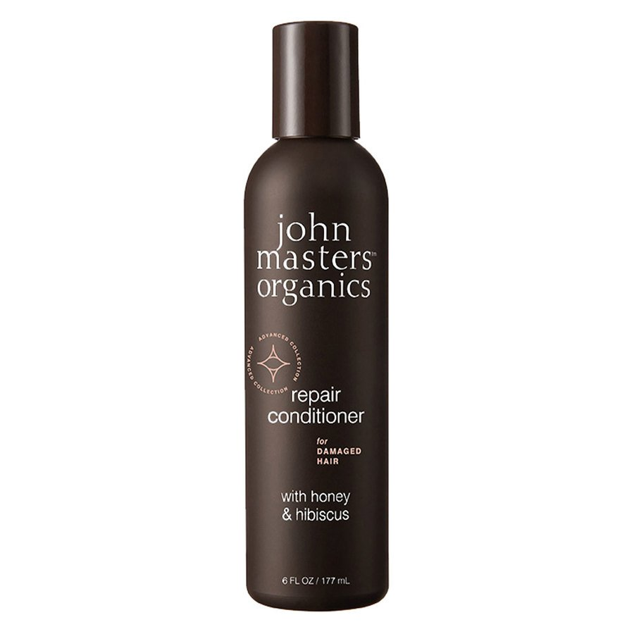 John Masters Organic Repair Conditioner for Damaged Hair with Honey & Hibiscus 177 ml