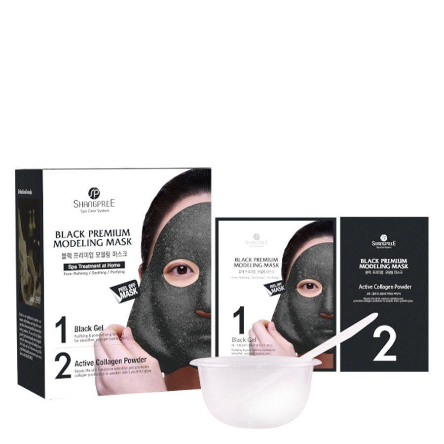 Shangpree Black Premium Modeling Mask 50 ml