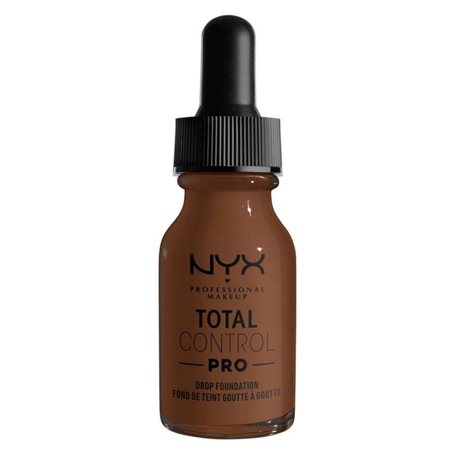 NYX Professional Makeup Total Control Pro Drop Foundation Deep Rich 13 ml