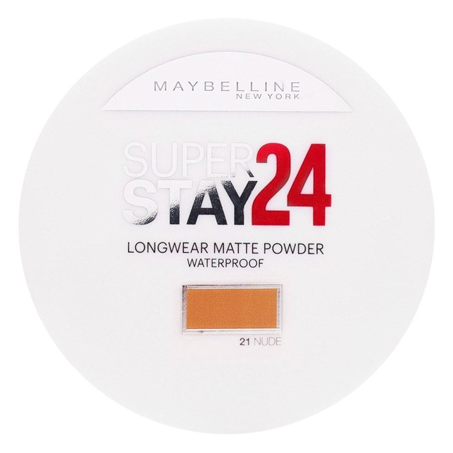 Maybelline Superstay 24 h Longwear Matte Powder Waterproof Nude 021
