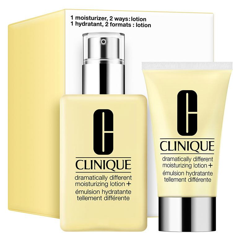 Clinique Dramatically Different Moisturizing Lotion Duo Set