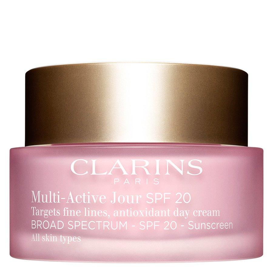 Clarins Multi-Active Day Cream SPF20 50 ml