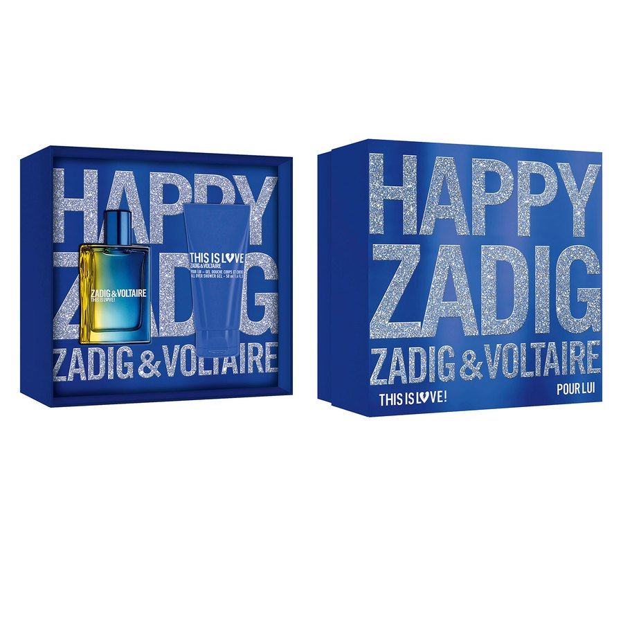 Zadig & Voltaire This Is Love Pour Lui Gift Set