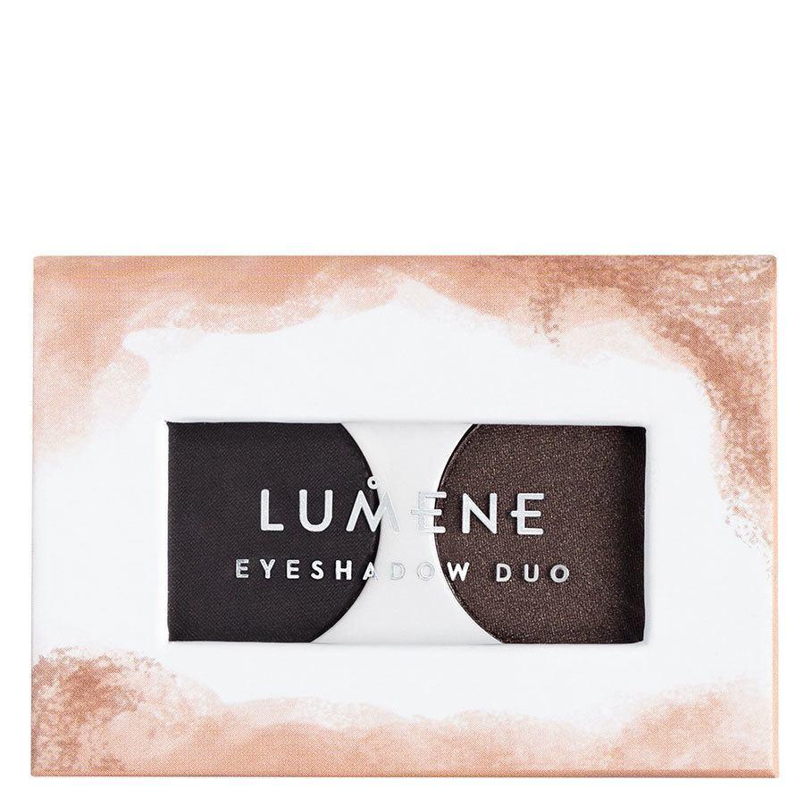 Lumene Bright Eyes Eyeshadow Duo 6 Polar Night 3,2 g