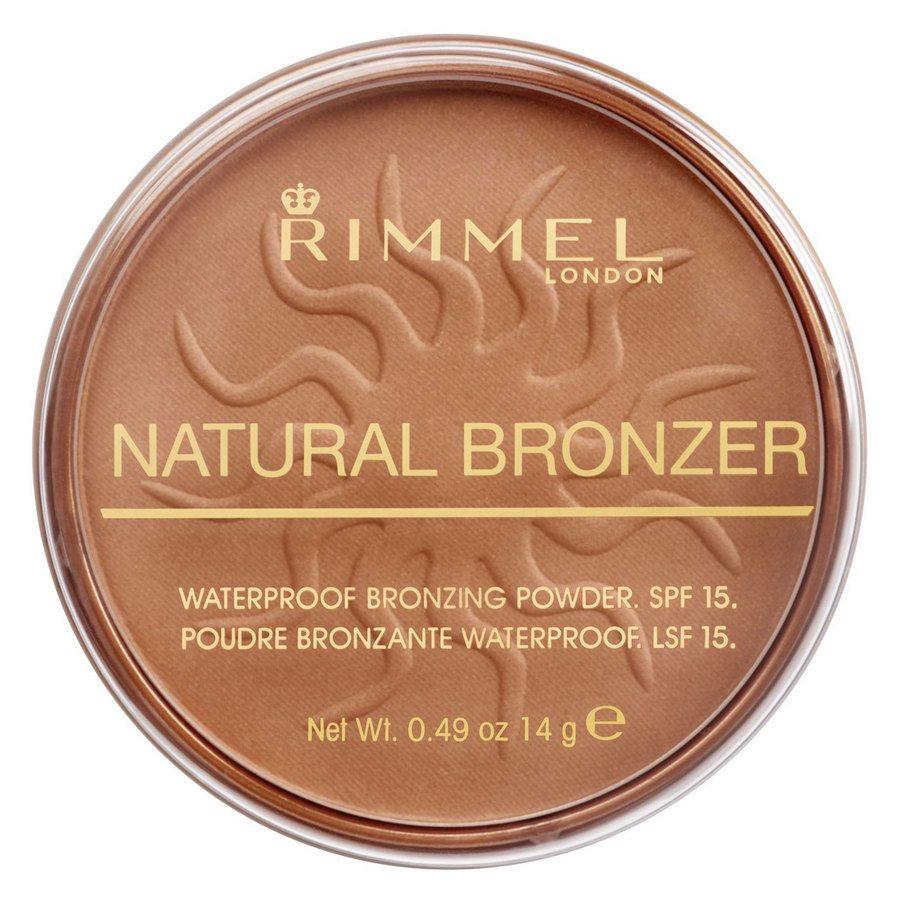 Rimmel London Natural Bronzer Sunlight 14 g