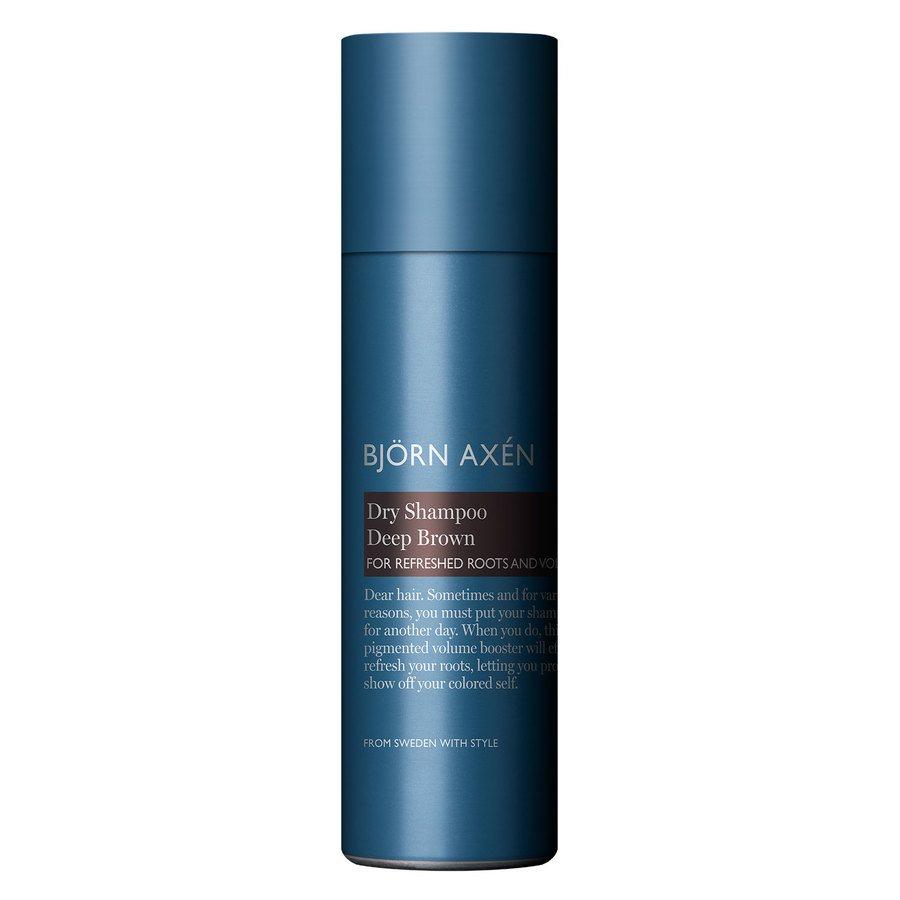 Björn Axén Dry Shampoo Deep Brown 200 ml