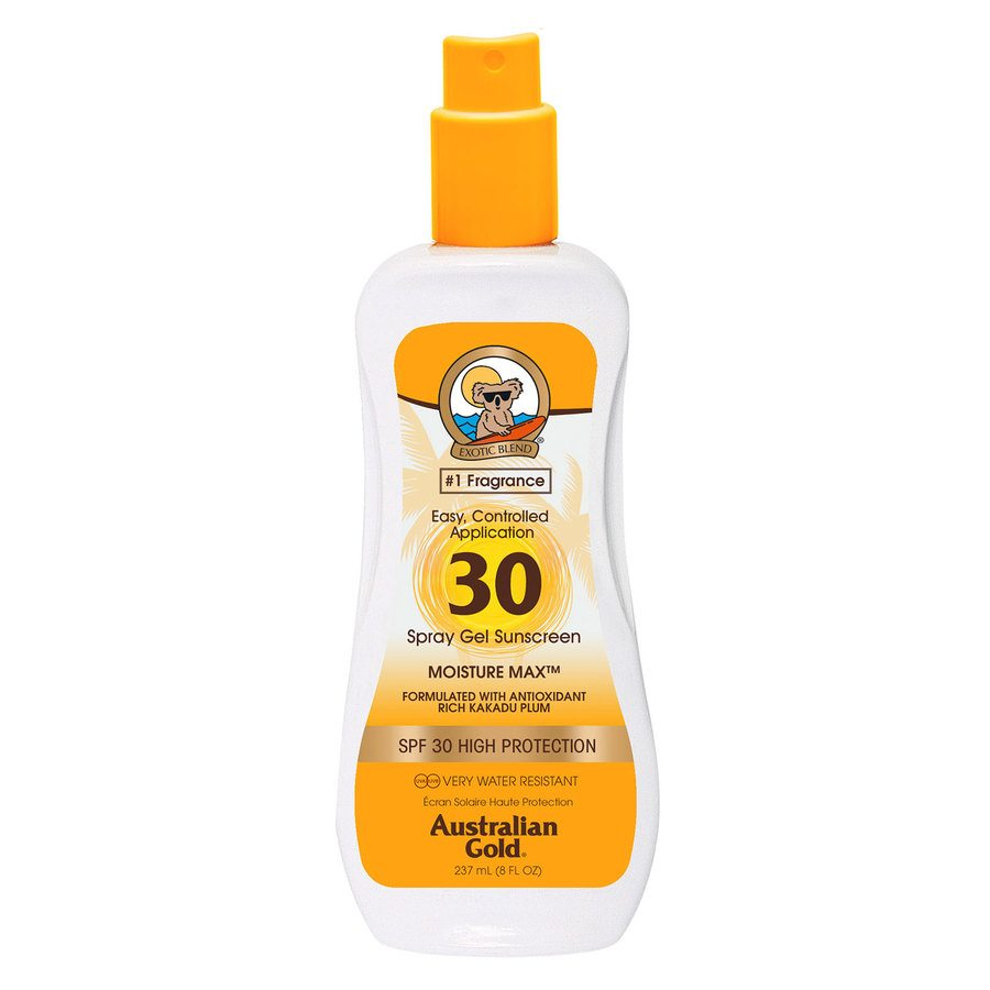 Australian Gold Spray Gel SPF 30 237ml