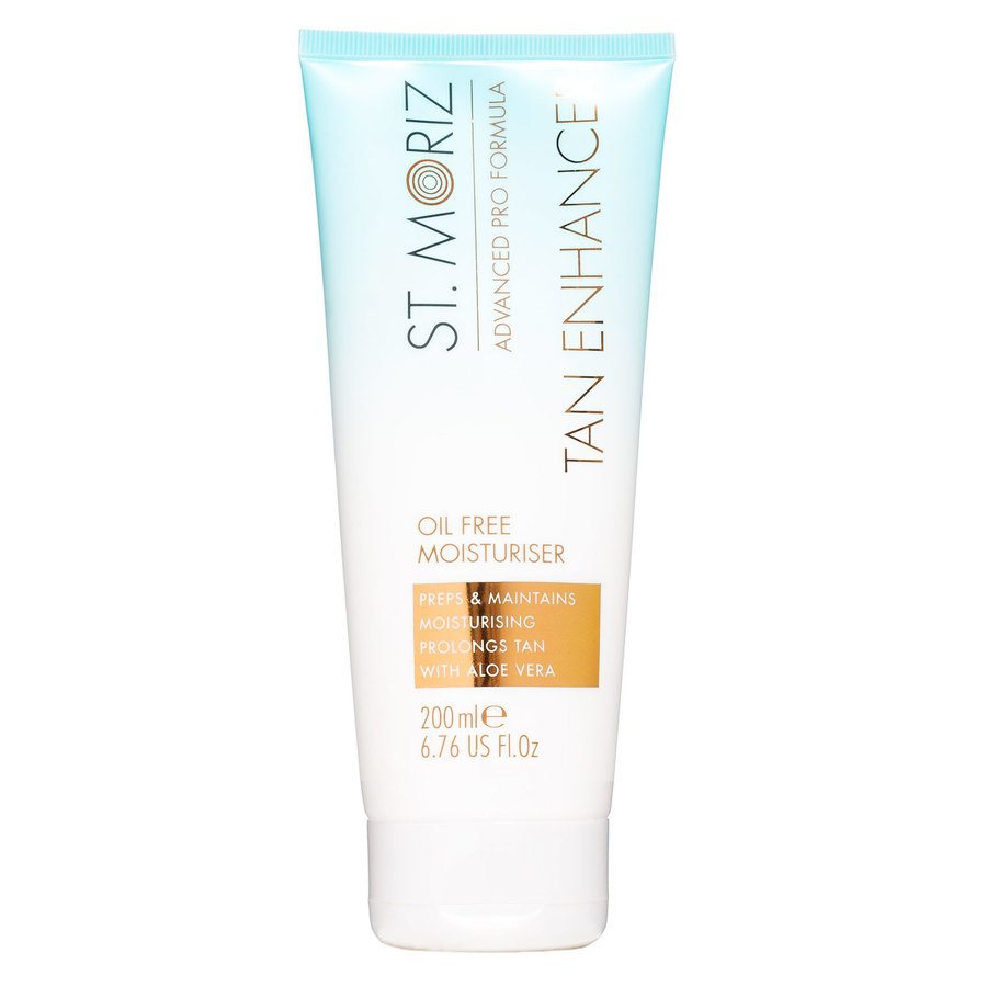 St. Moriz Advanced Pro Formel Tan Enhancer Oil Free Moisturiser 200ml
