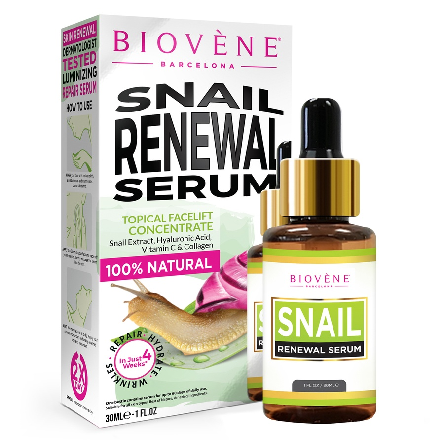 Biovène Snail Renewal Serum 30ml