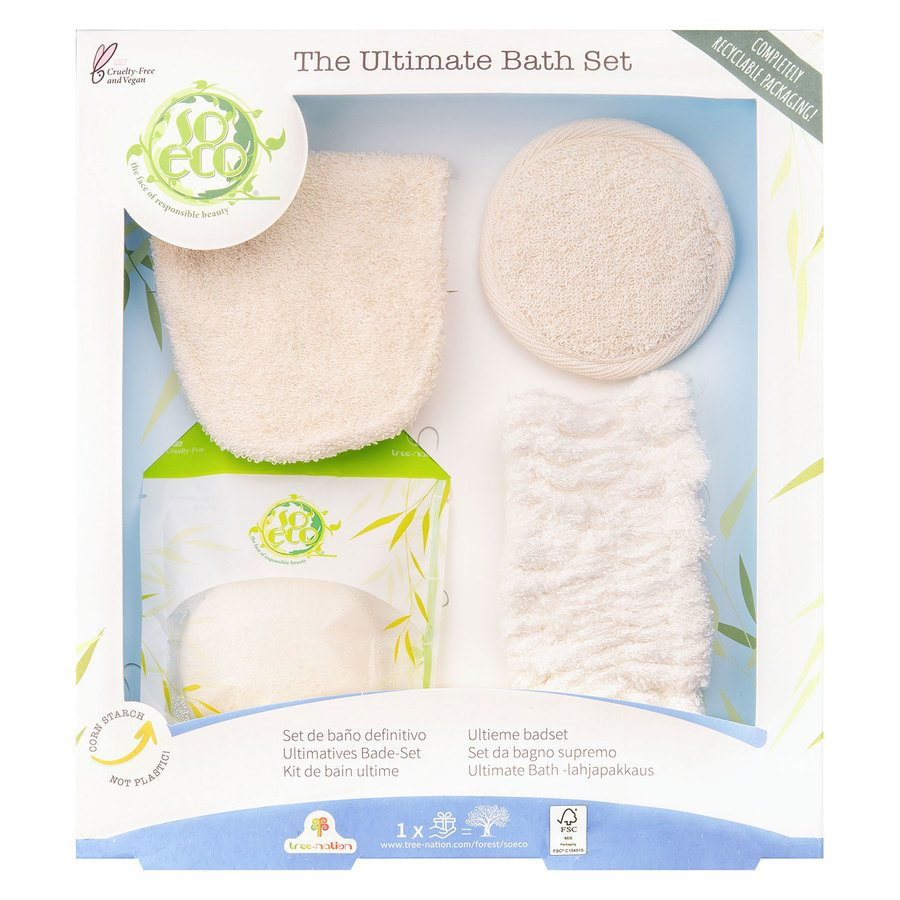 So Eco Ultimate Bath Set