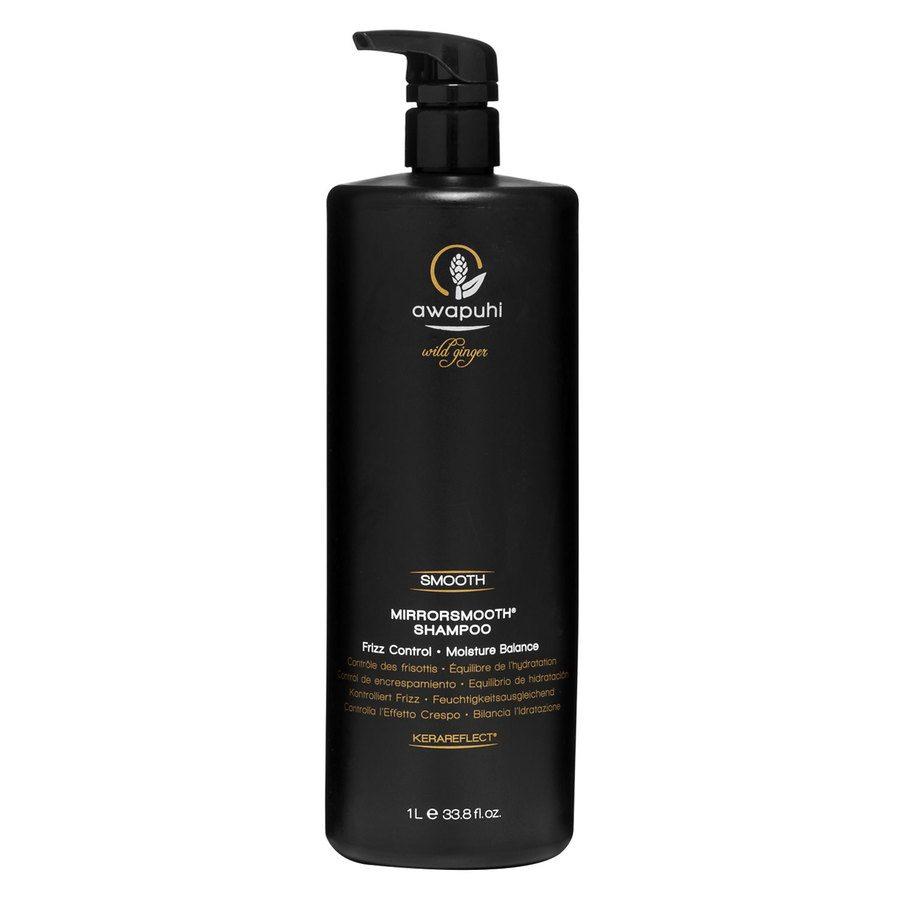 Paul Mitchell Awapuhi Wild Ginger Mirror Smooth Shampoo 1000 ml