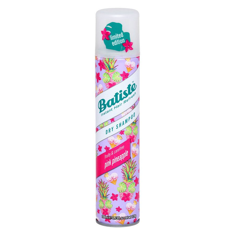 Batiste Dry Shampoo Pink Pineapple 200 ml