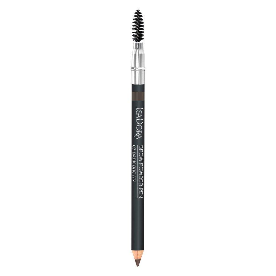IsaDora Brow Powder Pen 03 Dark Brown 1,1g