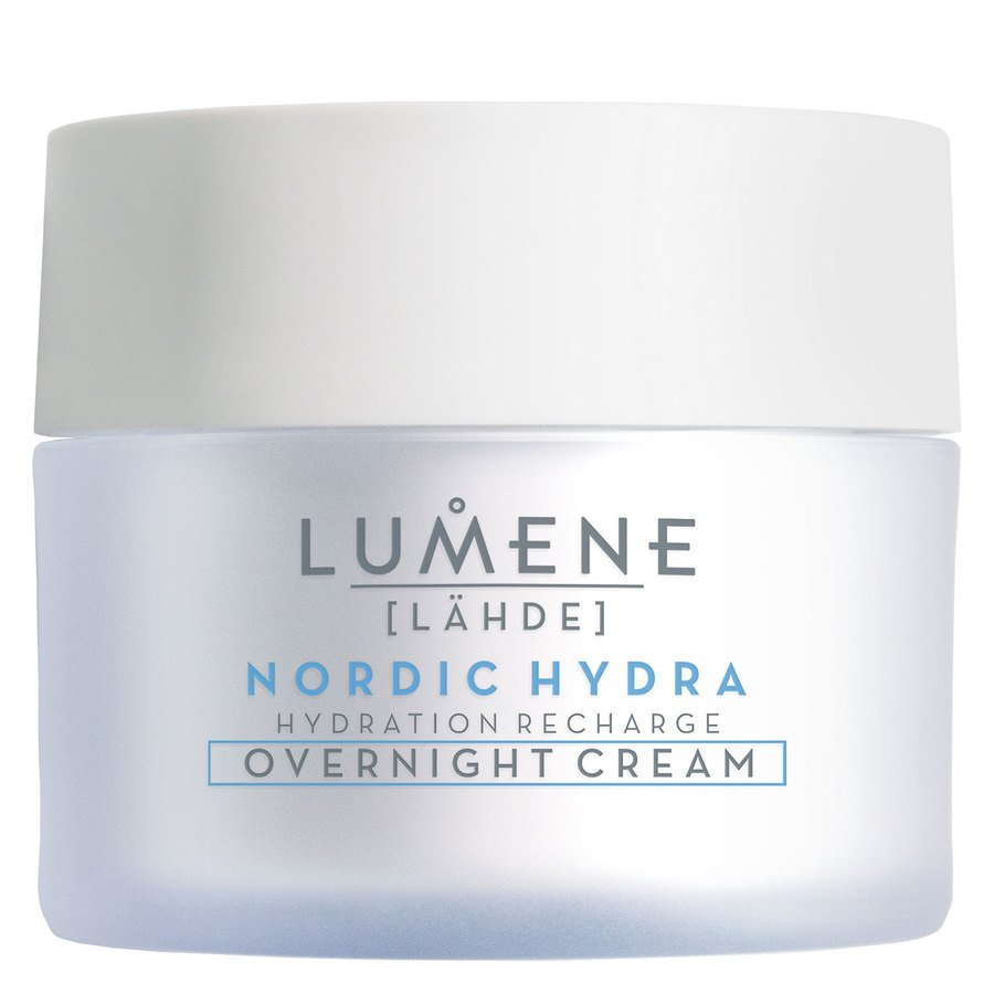 Lumene Lähde Hydration Recharge Overnight Cream 50ml