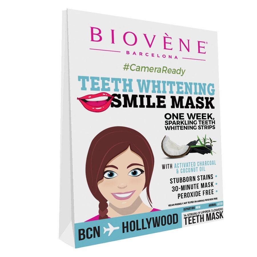 Biovene Teeth Whitening Smile Mask Strips 14 st